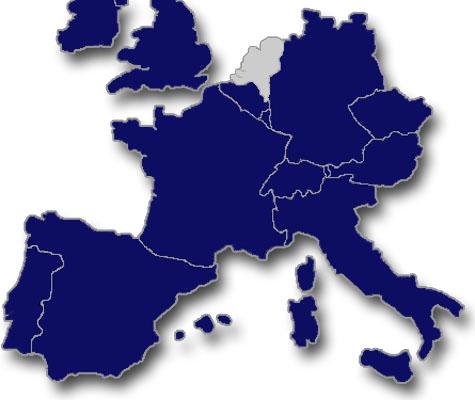 Heloohaloo 25 Nieuwe Kaart Frankrijk Duitsland